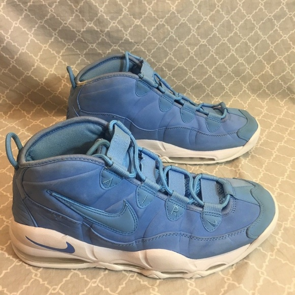 As Air Qs Nike Uptempo Blue 95 Max Carolina PkuOiZX